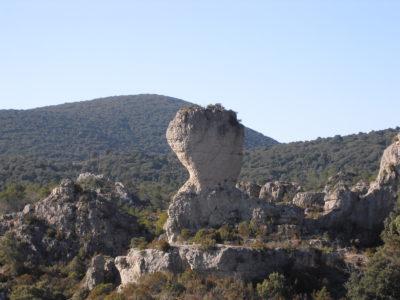 Cirque de Mourèze : Paysage