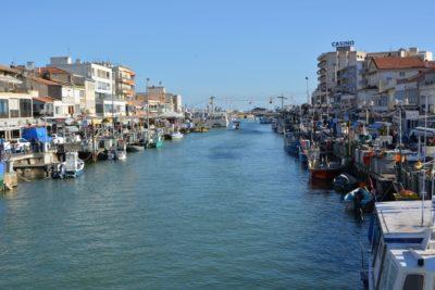 le Canal à Palavas