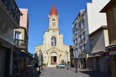 L'église de Palavas