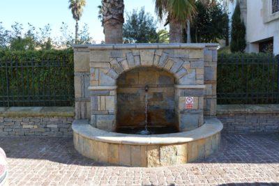 La fontaine de Palavas