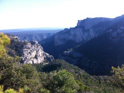 Saint Guilhem Le Désert : Paysage
