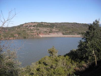 La Vallée du Salagou : Paysage