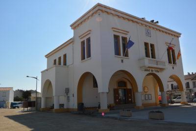 Saintes Maries de la Mer : La Mairie