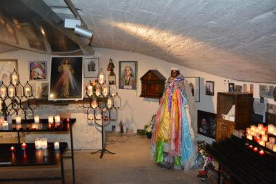Saintes Maries de la Mer : Crypte