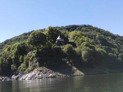 Le Château de Val : Paysage